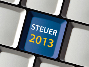 Steuererklärung 2013